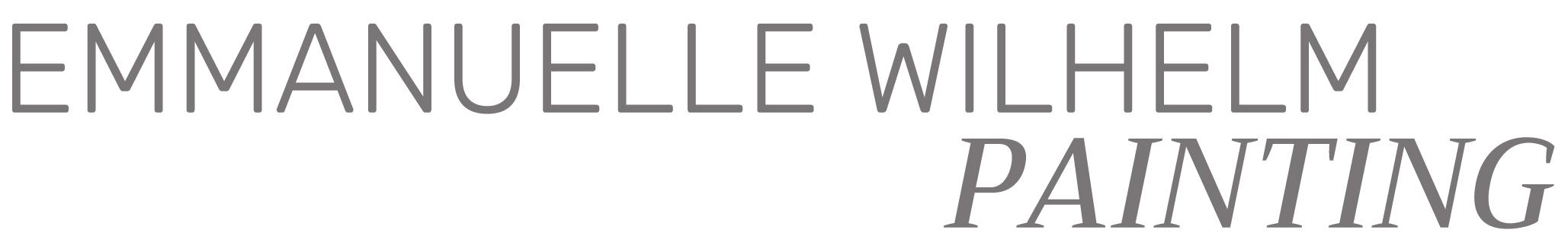 Emmanuelle Wilhelm Logo